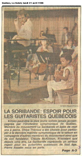 Photo archive La Soribande 1